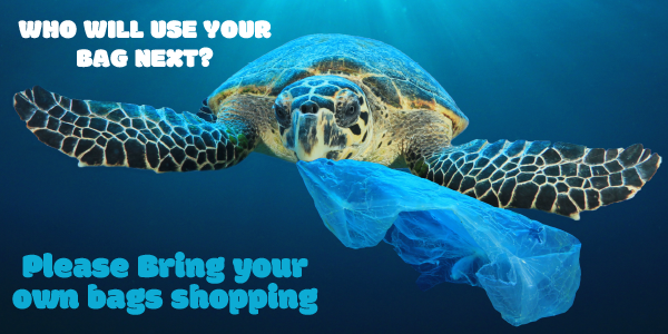 NFRN produces posters to prepare members and customers for forthcoming carrier bag charge