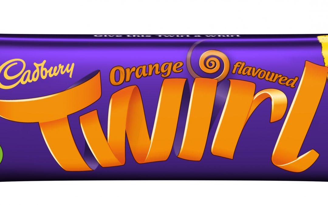 Cadbury's Orange Twirl Film