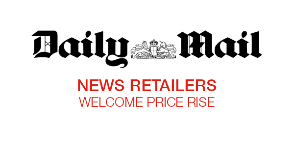 News retailers welcome Daily Mail price rise