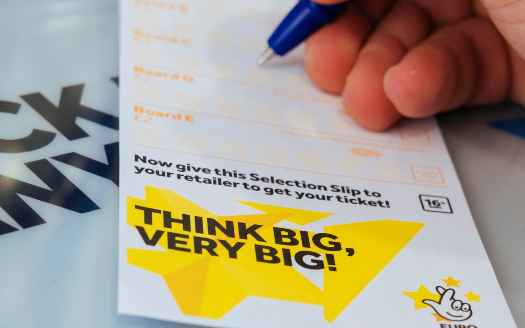 Huge Week For National Lottery Retailers With Lotto 'Must Be Won' Draw On Top Of Biggest Ever EuroMillions Jackpot