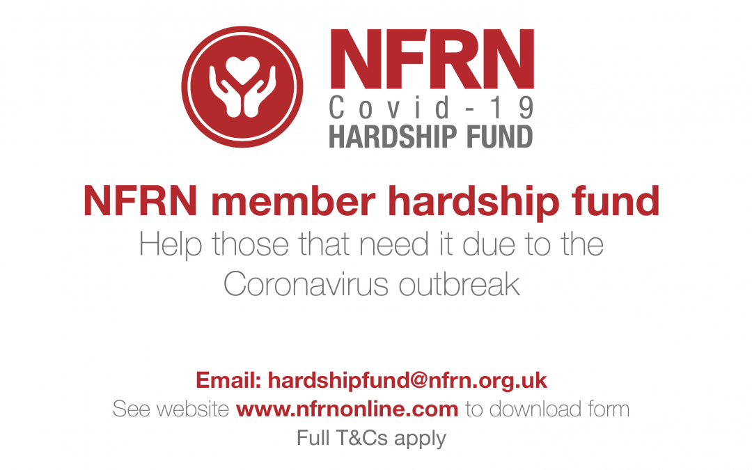 NFRN Hardship Fund Hits £200,000 Mark