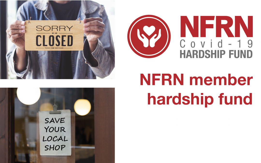 Grateful Retailer Thanks NFRN For Covid-19 Grant As Media Partners Pledge Support