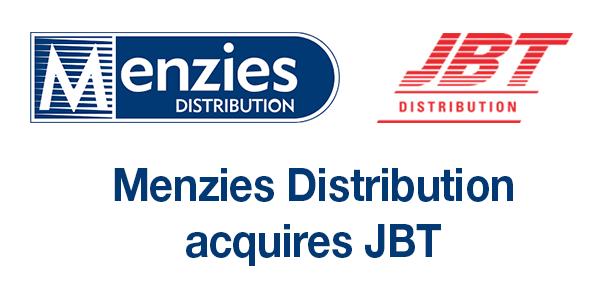 Menzies Distribution acquires JBT Distribution