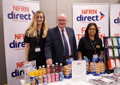 The NFRN Direct team at NFRN Annual Conference