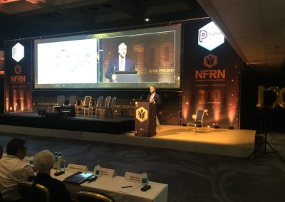 PayPoint's Steve O'Neill speaking at NFRN Annual Conference 2019