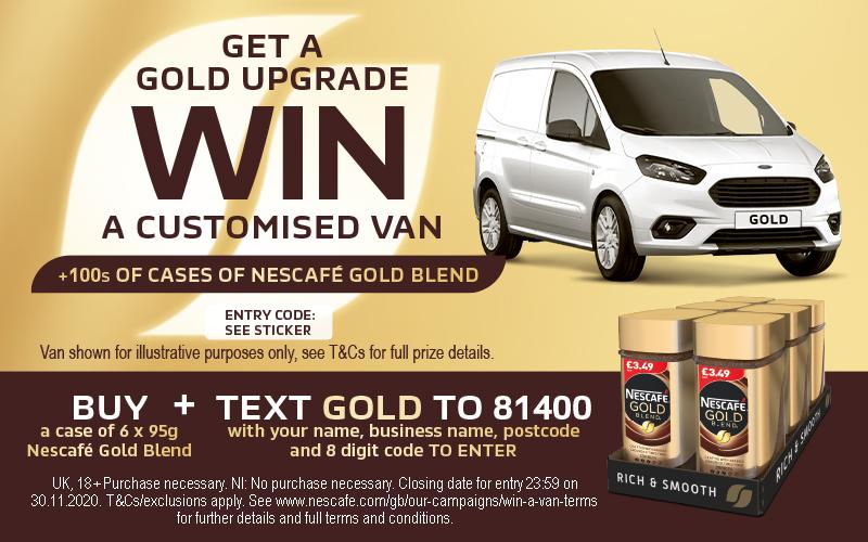 Nescafé – Win A Van