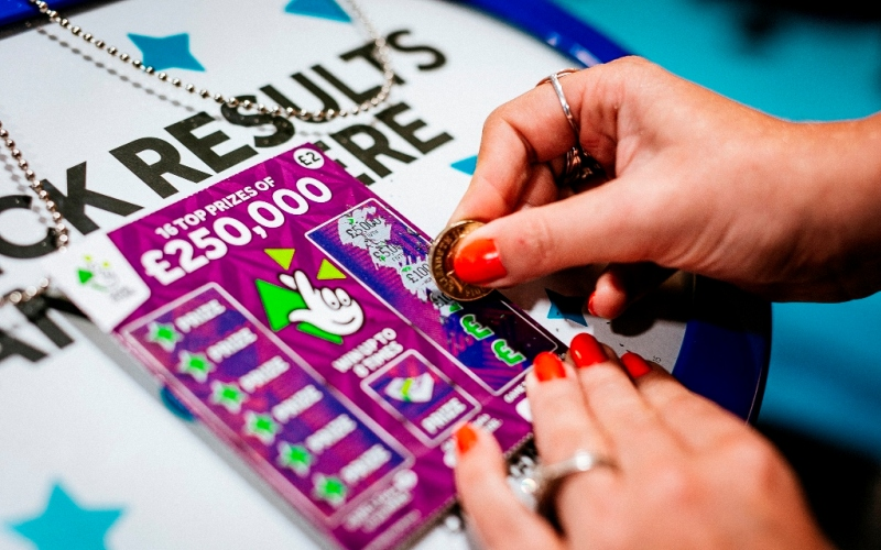 National Lottery Update – Scratchcard Returns