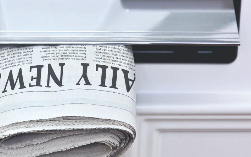 News Industry Joins Forces On Free Home News Delivery