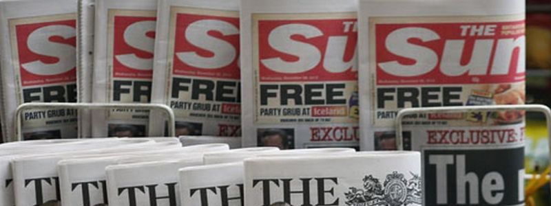 Independent Retailers Condemn Climate Change Protest at UK Printing Sites