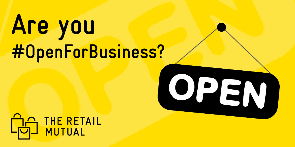 The Retail Mutual Launches #OpenForBusiness Campaign To Support Independents