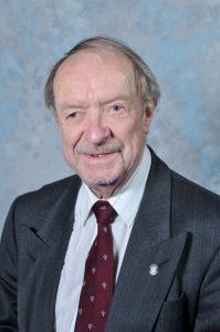 Owen Church, national president of the NFRN, 1995-1996