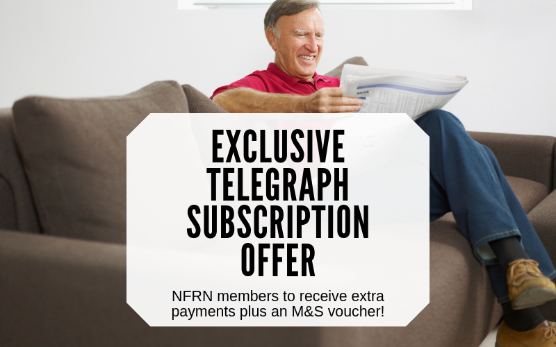 The Telegraph – Investing in Retail Subscriptions, Investing in You
