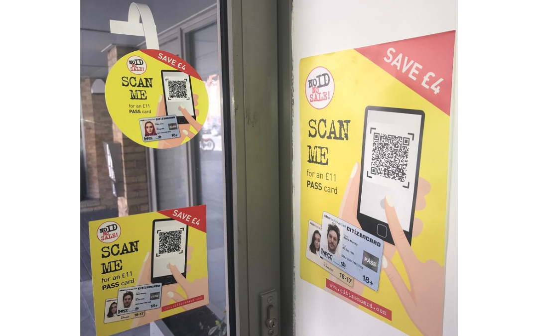 Give Your Customers £4 Off A CitizenCard In Exclusive 'Scan Me' Promotion