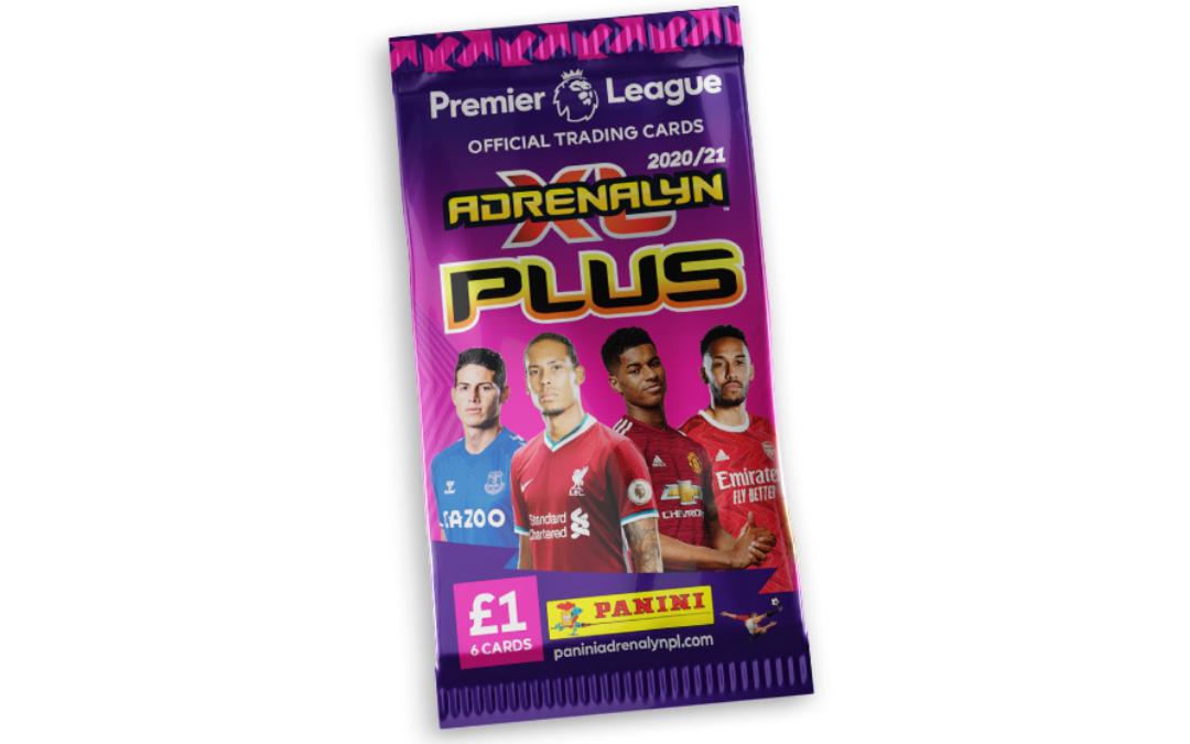Panini – Official Premier League Adrenalyn XL PLUS™ Trading Cards
