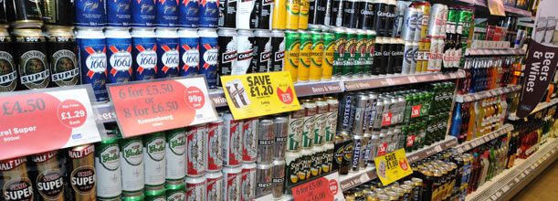 New Restrictions On Alcohol Sales In Northern Ireland Take Effect Tonight