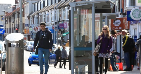 New Support For Re-Opening and Recovery Of High Streets
